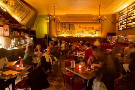 Tosca Cafe, San Francisco, CA