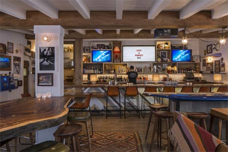 Tower 12 is the new beach-town casual kitchen and bar from chef Brendan Collins