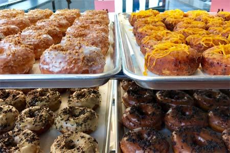Trejo's Coffee & Donuts, Los Angeles, CA