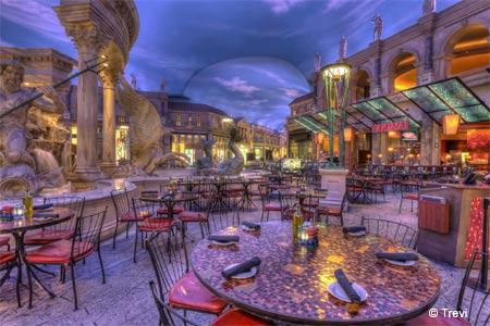Dining Room at Trevi, Las Vegas, NV