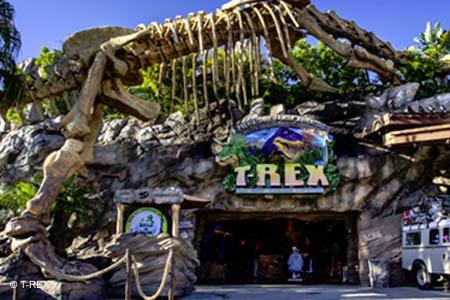 T-Rex , Lake Buena Vista, FL