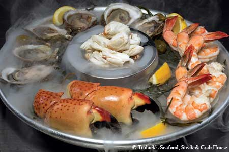 Truluck's Seafood, Steak & Crab House