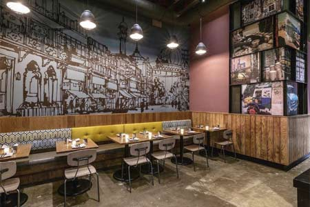 TUMBI Craft Indian Kitchen has opened in Santa Monica