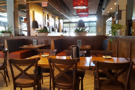 Dining Room at Tupelo Honey Cafe, Sandy Springs, GA