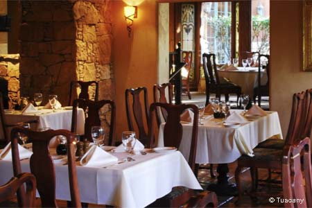 Celebrate Mother's Day with a special brunch at Tuscany in Salt Lake City