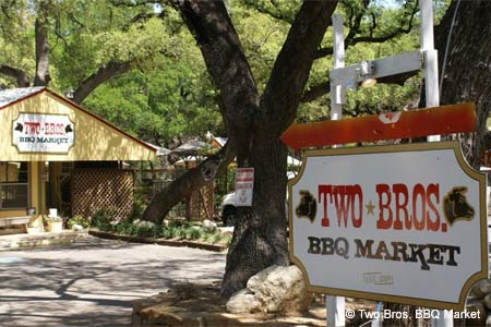 Two Bros. BBQ Market, San Antonio, TX