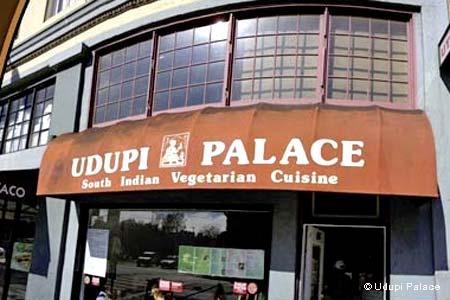 Udupi Palace, Berkeley, CA