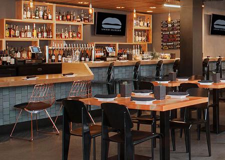 Umami Burger, Santa Monica, CA