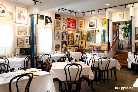 Dining Room at Upperline, New Orleans, LA
