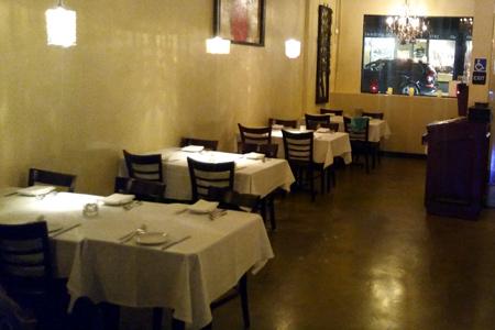 Vintage Café & Martini Bar, Whittier, CA