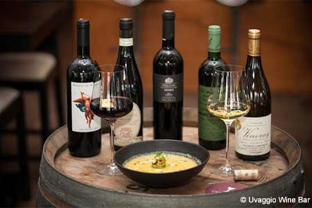 Uvaggio Wine Bar, Coral Gables, FL