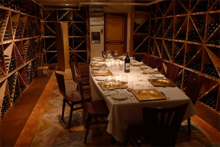 Find out which restaurants have the best wine lists in America