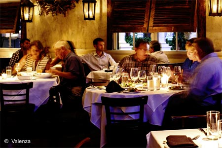 Valenza Restaurant, Atlanta, GA