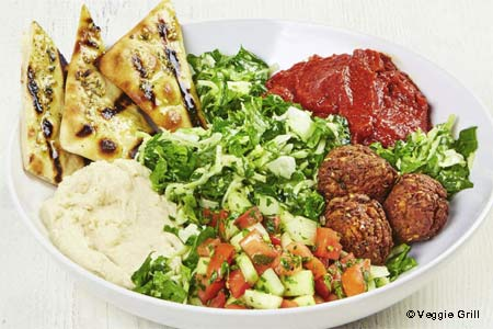 Veggie Grill, one of the Top 10 Vegetarian-Friendly Restaurants in Orange County, CA