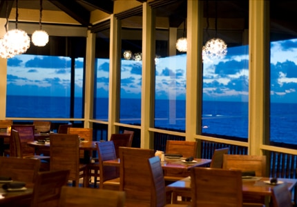 It's hard to beat the expansive coastal views at Ventana Grill in Pismo Beach