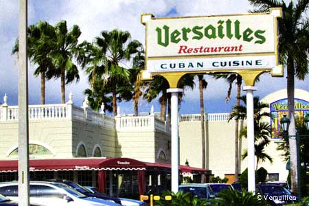 Versailles is a Miami institution for Cuban food