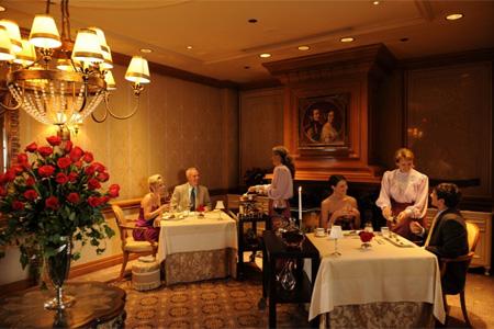 Dining Room at Victoria & Albert's, Lake Buena Vista, FL