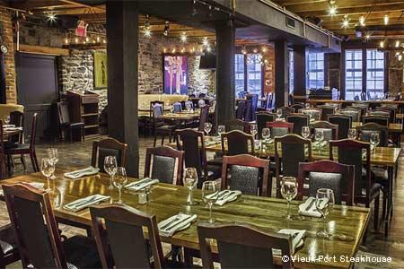 Vieux-Port Steakhouse
