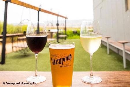 Viewpoint Brewing Co., Del Mar, CA