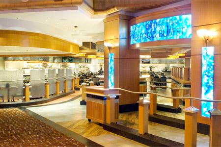 THIS RESTAURANT HAS CHANGED NAMES Village Seafood Buffet, Las Vegas, NV