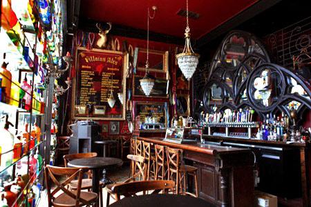 Villains Tavern, Los Angeles, CA