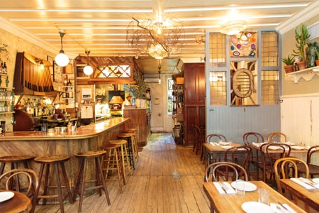 Vinegar Hill House, Brooklyn, NY