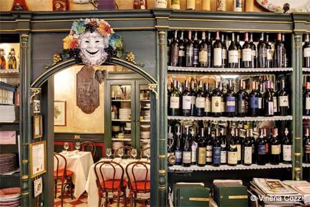 Vineria Cozzi, Bergamo, italy