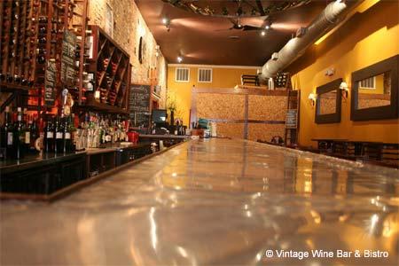 Vintage Wine Bar & Bistro, Philadelphia, PA