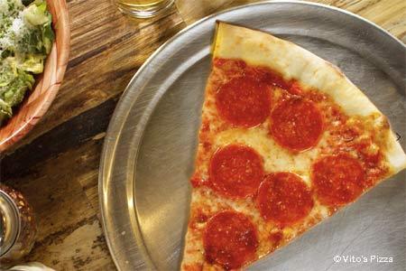Vito's Pizza, Santa Monica, CA