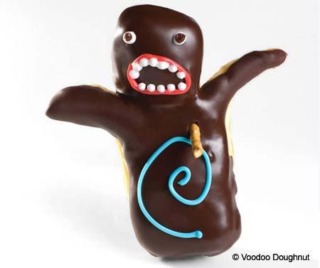 Voodoo Doughnut has opened at Universal CityWalk