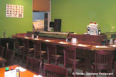 Waraku Japanese Restaurant