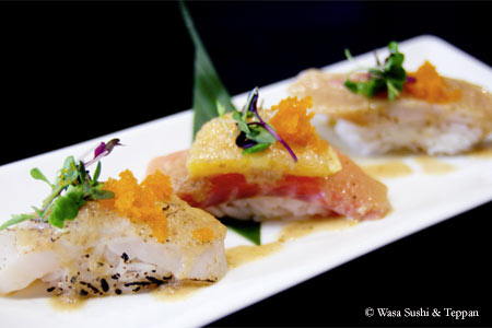 Wasa Sushi & Teppan, Newport Beach, CA