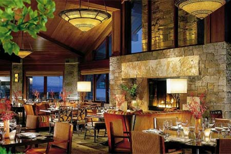 Westbank Grill at the Four Seasons Resort Jackson Hole is one of GAYOT's highest rated restaurants in Jackson Hole