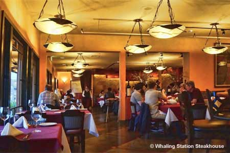 Whaling Station Steakhouse