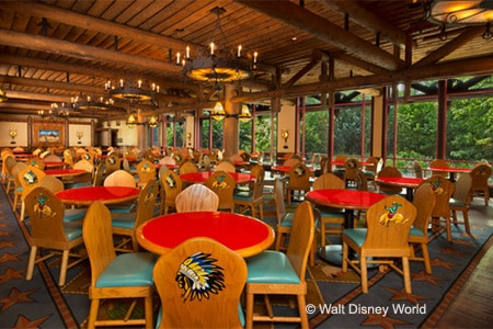 Whispering Canyon Cafe, Lake Buena Vista, FL
