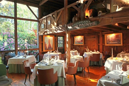 The White Barn Inn Restaurant in Maine is one of New England's most treasured culinary experiences
