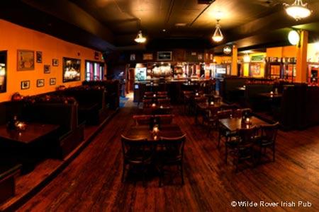 Wilde Rover Irish Pub & Restaurant, Kirkland, WA