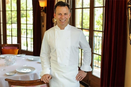Addison executive chef William Bradley serves as culinary director of Bijou French Bistro