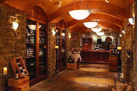 Wine Cellar & Tasting Room