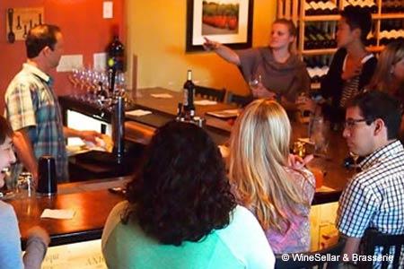 WineSellar & Brasserie, San Diego, CA