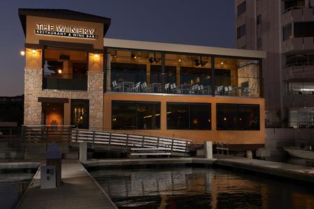 The Winery Restaurant & Wine Bar, Newport Beach, CA