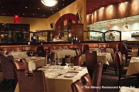 The Winery Restaurant & Wine Bar, Tustin, CA