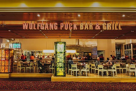 Dining Room at Wolfgang Puck Bar & Grill, Las Vegas, NV