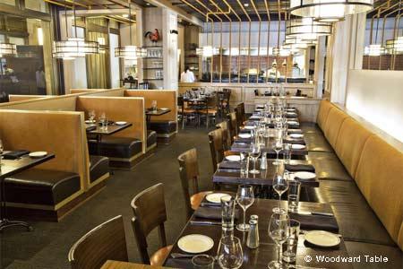Woodward Table, Washington, DC