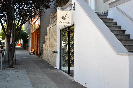 Wrecking Ball Coffee Roasters, San Francisco, CA