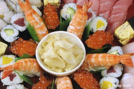 Yanagi Sushi, Honolulu, HI