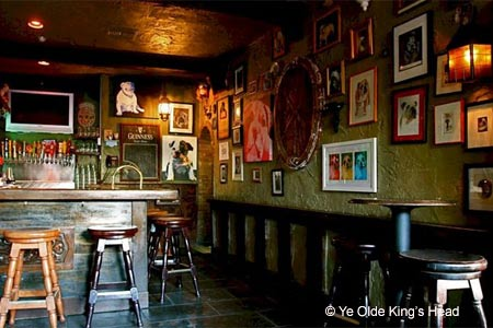 Ye Olde King's Head, Santa Monica, CA