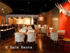 Dining Room at Yebo Restaurant & Bar, Atlanta, GA