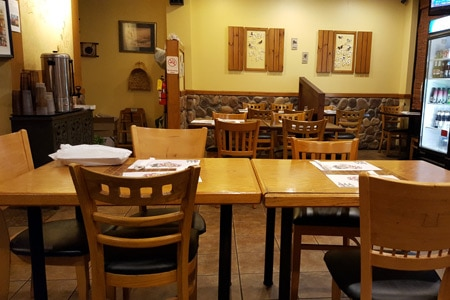 Dining Room at Yet Tuh, Doraville, GA