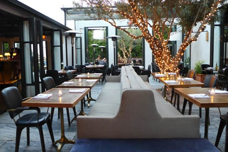 Dining Room at Ysabel, West Hollywood, CA